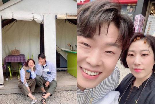 """`윤승열♥` 김영희 """"결혼 발표 후 악플 쏟아져…"""""""